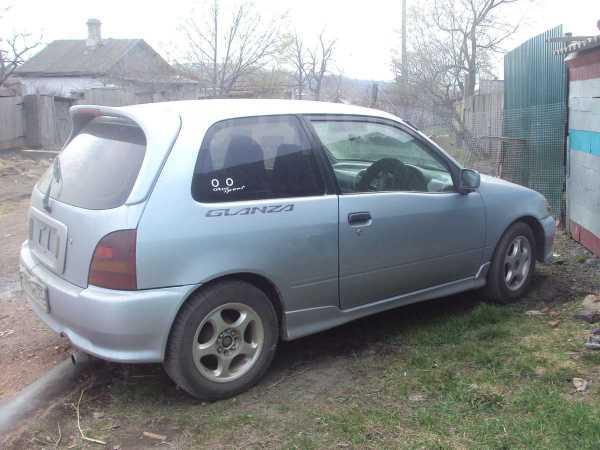Toyota Starlet, 1996 год, 130 000 руб.