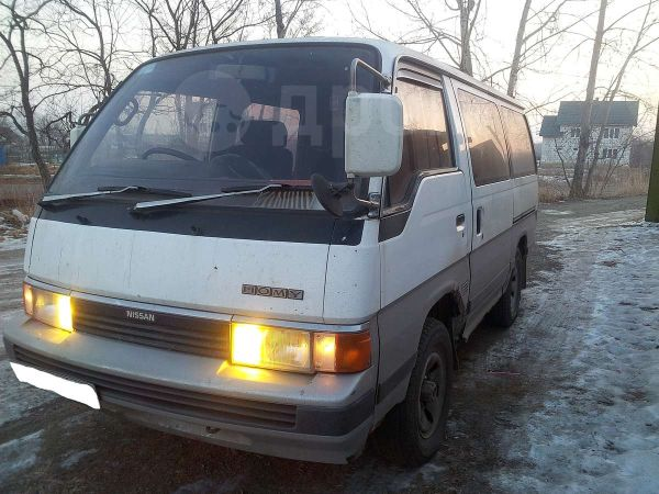 Nissan Homy, 1992 год, 80 000 руб.