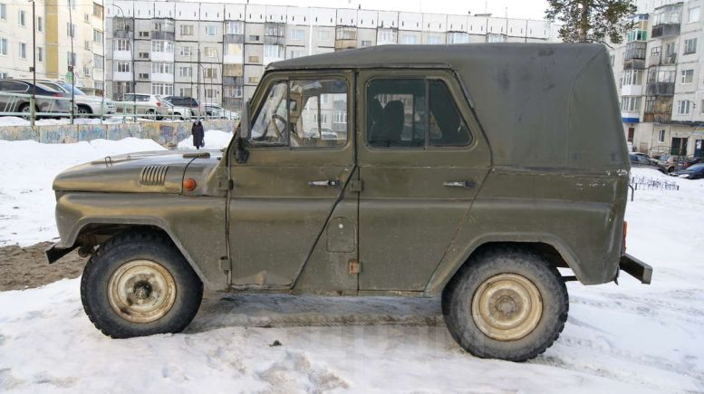 УАЗ 3151, 1993 год, 65 000 руб.