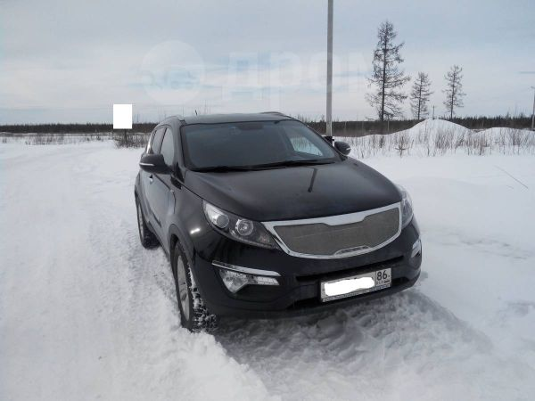 Kia Sportage, 2010 год, 900 000 руб.