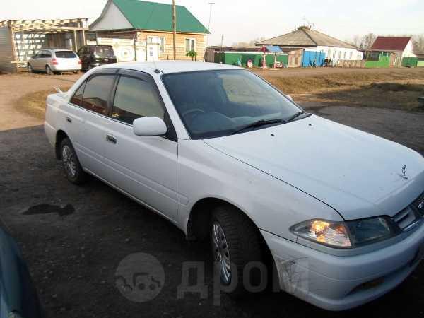Toyota Carina, 2001 год, 225 000 руб.