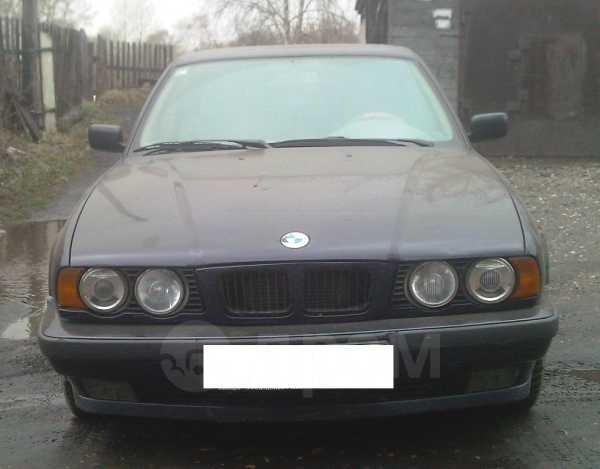 BMW 5-Series, 1996 год, 100 000 руб.