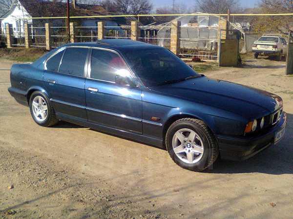 BMW 5-Series, 1995 год, 293 470 руб.