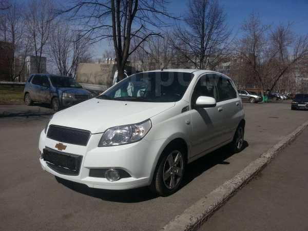 Chevrolet Aveo, 2010 год, 370 000 руб.