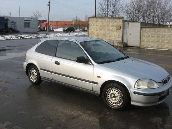 Honda Civic, 1998 год, 135 000 руб.