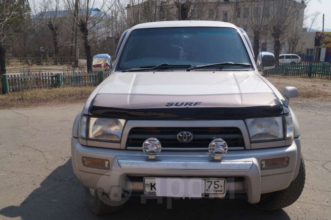Toyota Hilux Surf, 1996 год, 650 000 руб.