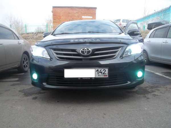 Toyota Corolla, 2010 год, 660 000 руб.