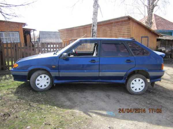 Лада 2114 Самара, 2004 год, 125 000 руб.