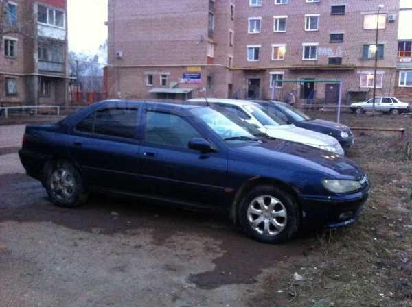 Peugeot 406, 1998 год, 110 000 руб.