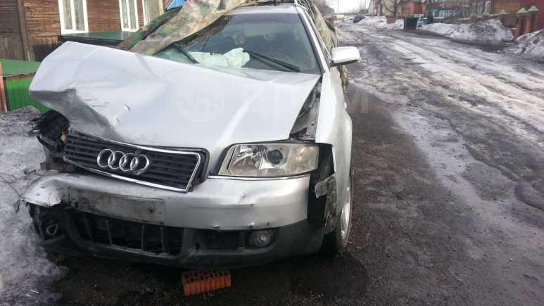 Audi A6, 2002 год, 198 000 руб.