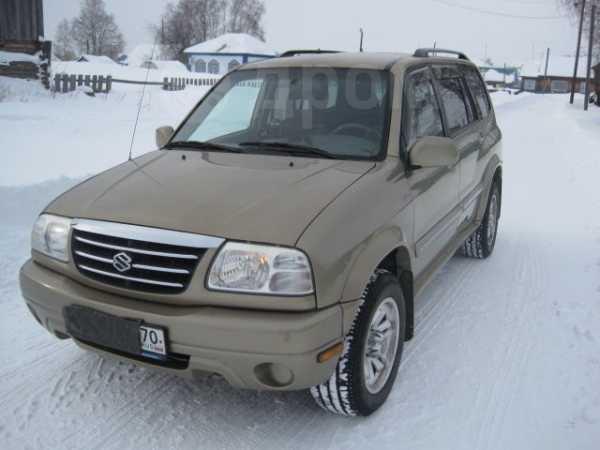 Suzuki Grand Vitara XL-7, 2002 год, 440 000 руб.