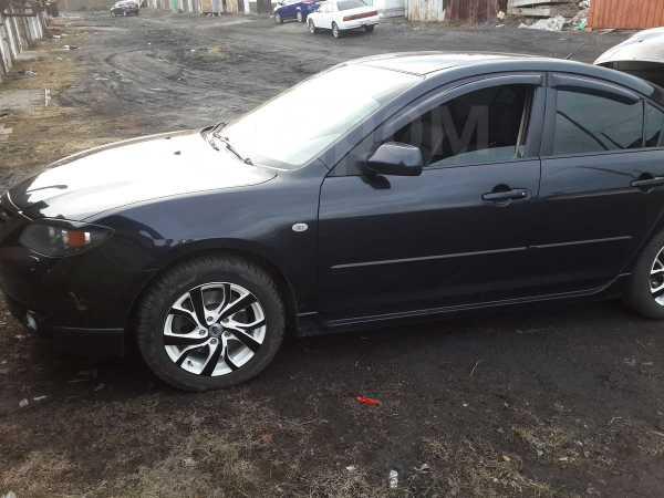 Mazda Mazda3, 2005 год, 395 000 руб.