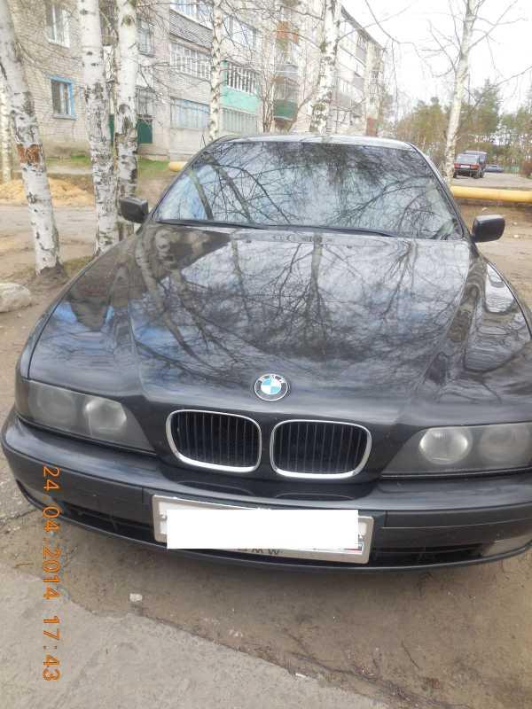 BMW 5-Series, 2001 год, 310 000 руб.