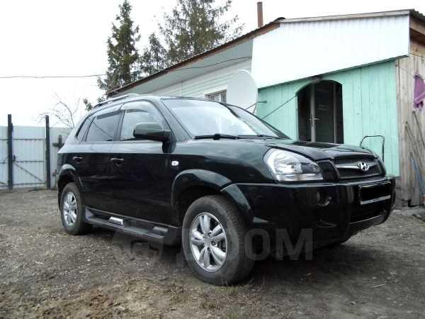 Hyundai Tucson, 2008 год, 575 000 руб.