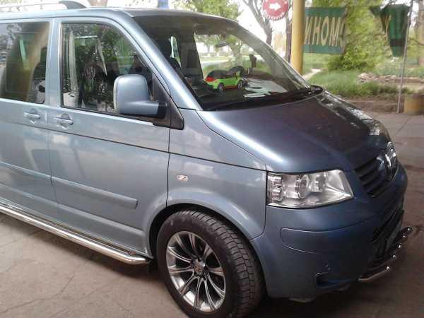 Volkswagen Multivan, 2007 год, 1 584 738 руб.