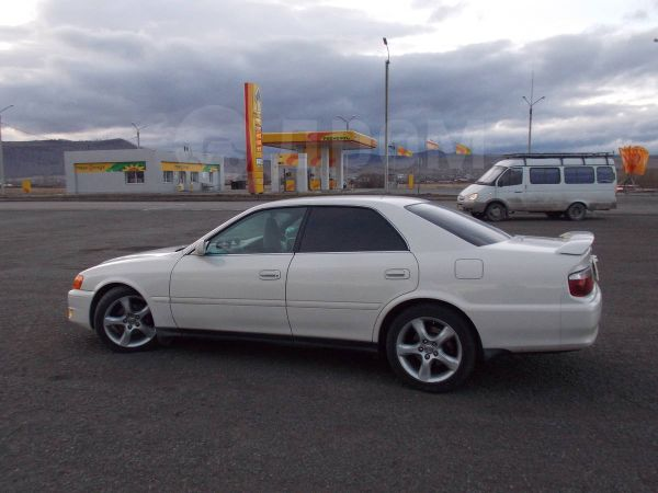 Toyota Chaser, 2000 год, 365 000 руб.