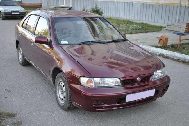 Nissan Pulsar, 2000 год, 175 000 руб.
