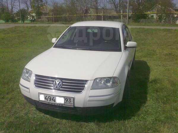 Volkswagen Passat, 2003 год, 360 000 руб.