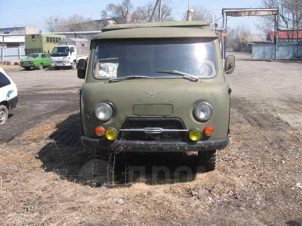 УАЗ Буханка, 1989 год, 80 000 руб.