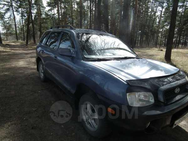 Hyundai Santa Fe, 2002 год, 400 000 руб.