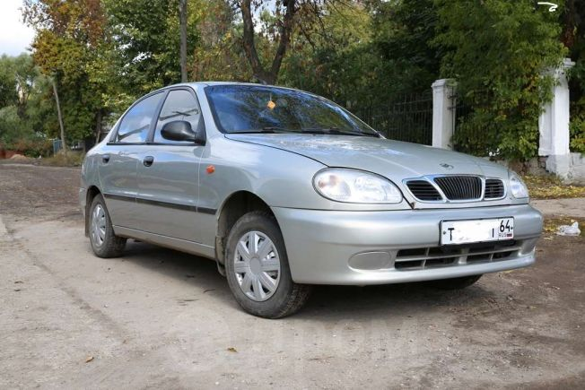 ЗАЗ Сенс, 2007 год, 115 000 руб.