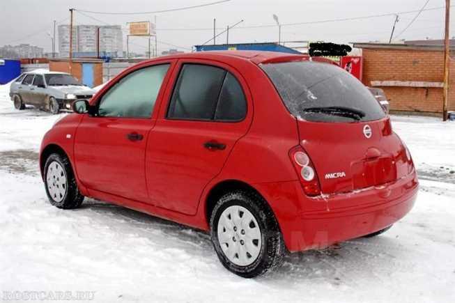 Nissan Micra, 2009 год, 400 000 руб.
