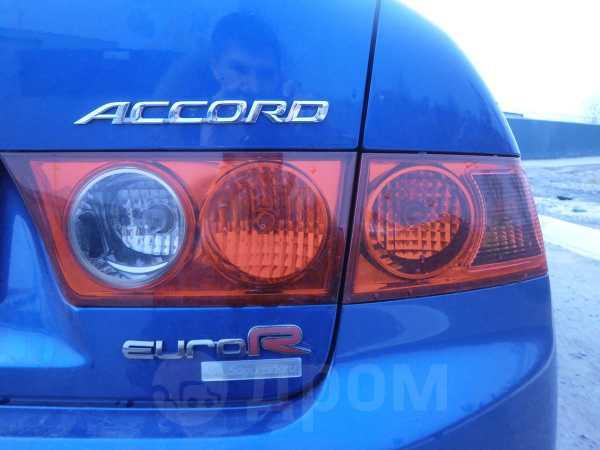 Honda Accord, 2003 год, 560 000 руб.