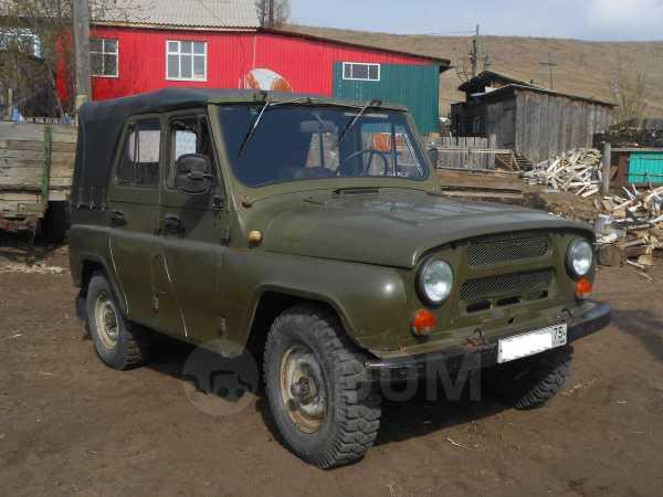 УАЗ 469, 1997 год, 165 000 руб.