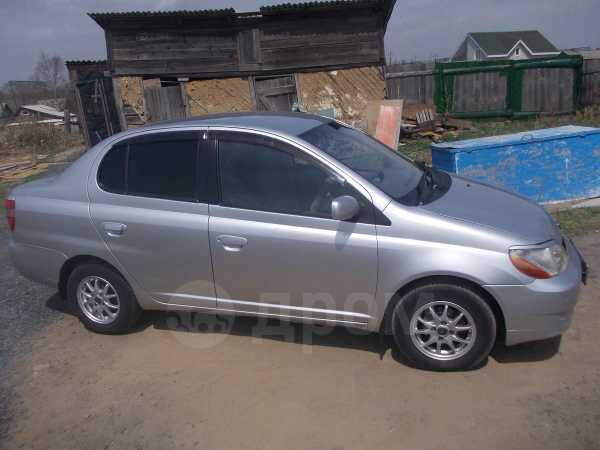 Toyota Platz, 2001 год, 193 000 руб.