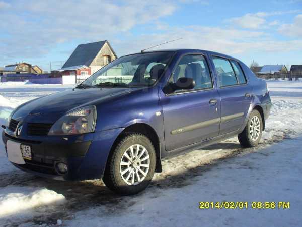 Renault Symbol, 2006 год, 230 000 руб.