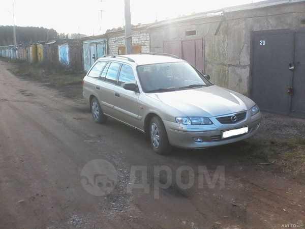 Mazda 626, 2001 год, 125 000 руб.