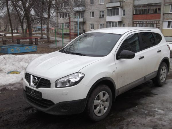 Nissan Qashqai+2, 2012 год, 730 000 руб.