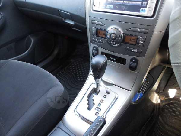 Toyota Corolla Fielder, 2008 год, 455 000 руб.