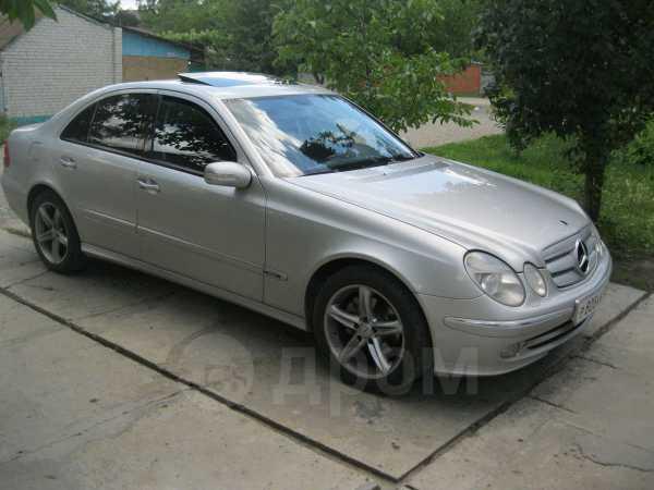 Mercedes-Benz E-Class, 2003 год, 560 000 руб.