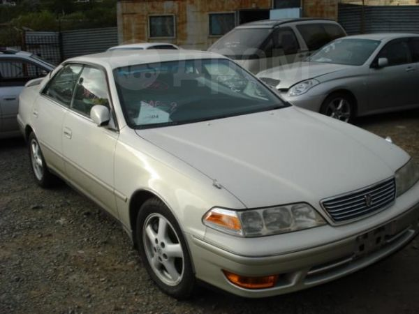 Toyota Mark II, 1997 год, 209 000 руб.