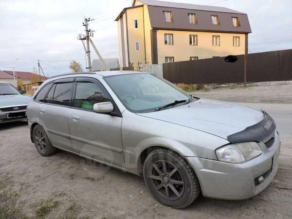Mazda Familia, 1998 год, 90 000 руб.