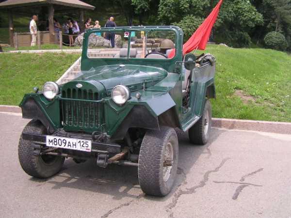 ГАЗ 67, 1949 год, 335 000 руб.