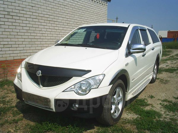 SsangYong Actyon Sports, 2008 год, 700 000 руб.