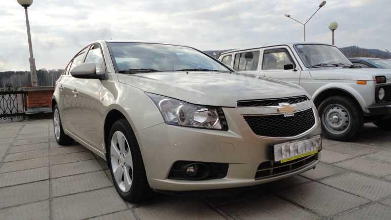 Chevrolet Cruze, 2011 год, 670 000 руб.