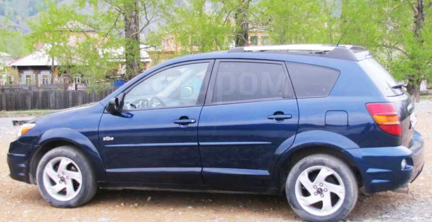 Pontiac Vibe, 2004 год, 510 000 руб.
