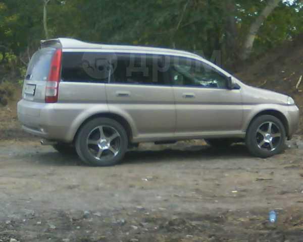 Honda HR-V, 2002 год, 415 000 руб.