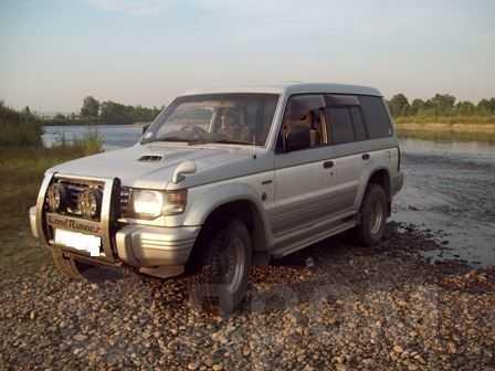 Mitsubishi Pajero, 1995 год, 465 000 руб.