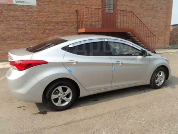 Hyundai Avante, 2012 год, 675 000 руб.
