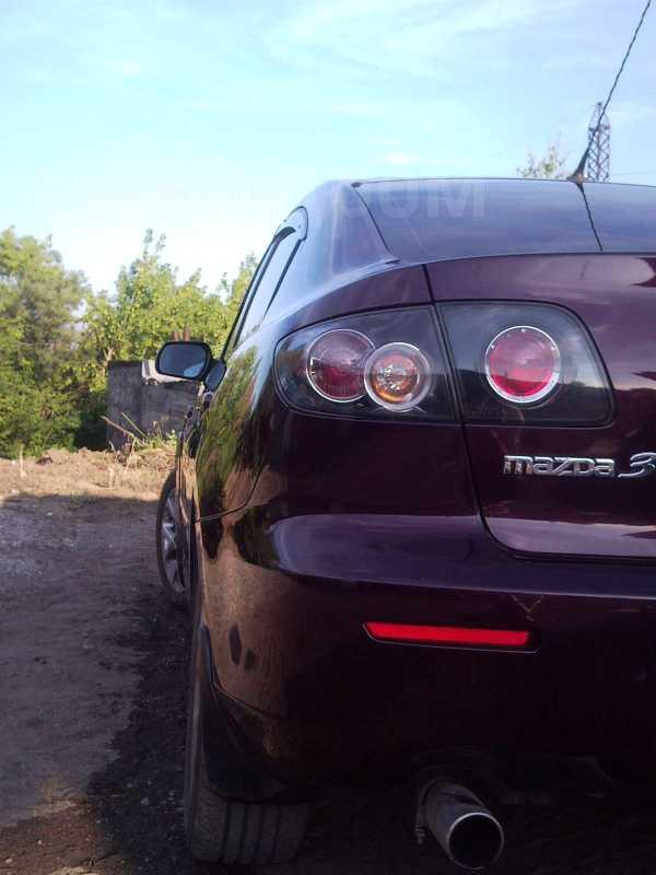 Mazda Mazda3, 2007 год, 570 000 руб.