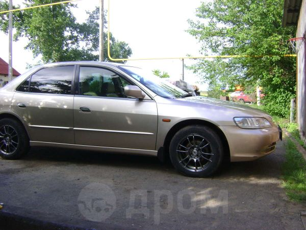 Honda Accord, 2002 год, 333 000 руб.