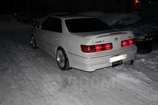 Toyota Mark II, 1997 год, 330 000 руб.