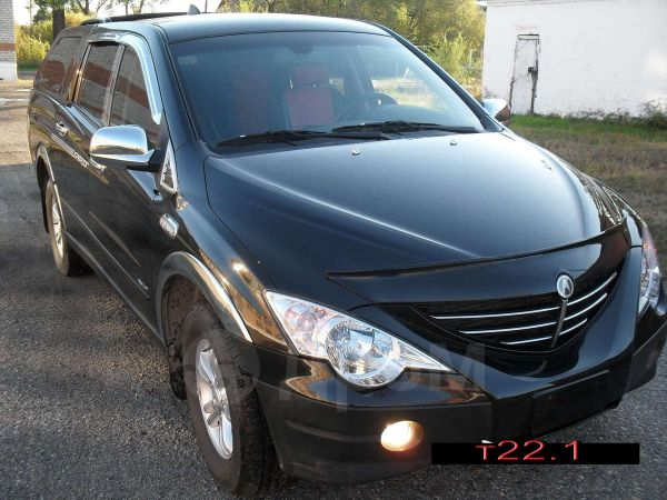 SsangYong Actyon Sports, 2008 год, 450 000 руб.