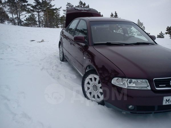 Audi A4, 2000 год, 399 000 руб.
