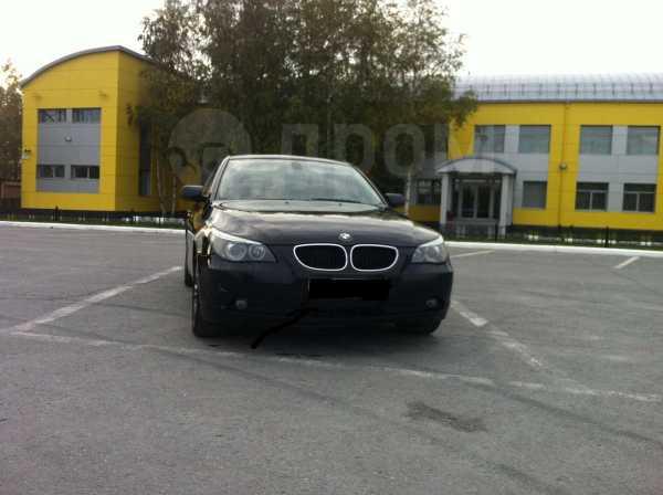 BMW 5-Series, 2004 год, 589 000 руб.
