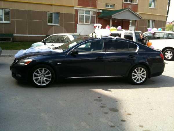 Lexus GS300, 2006 год, 960 000 руб.